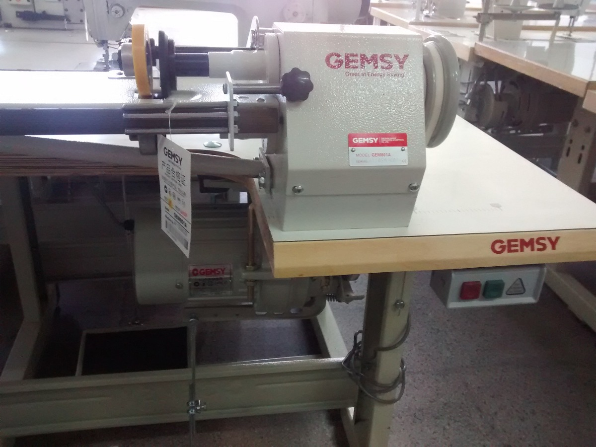 Corta Collaretas Gemsy Gem-801a