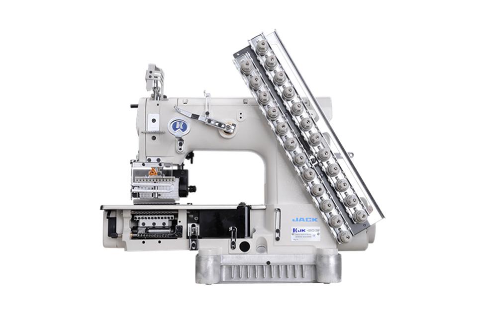 Máquina de coser Jack jk-8009VCDI