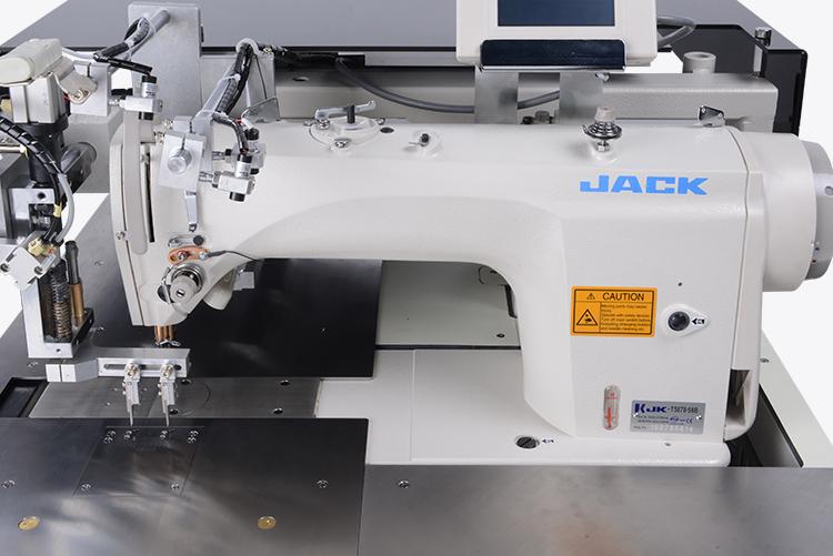 Máquina de coser Jack JK-T5878-58BQ