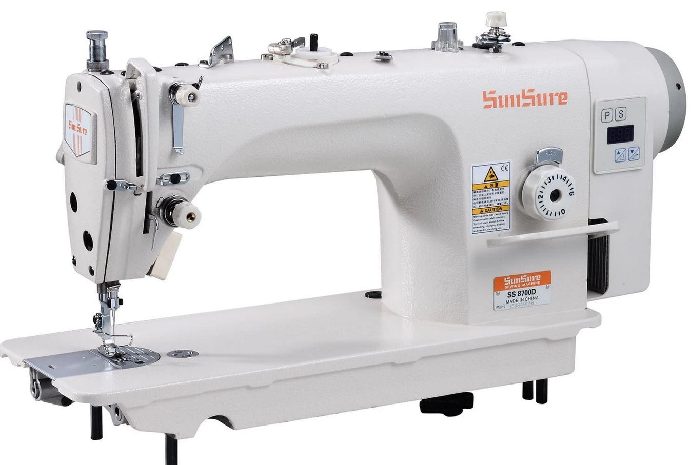 Máquina Recta SunSure SS 8700D